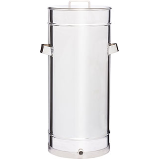 siroptiers ronds CDL syrup filter tanks