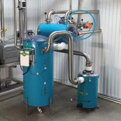 Vacuum protection valve