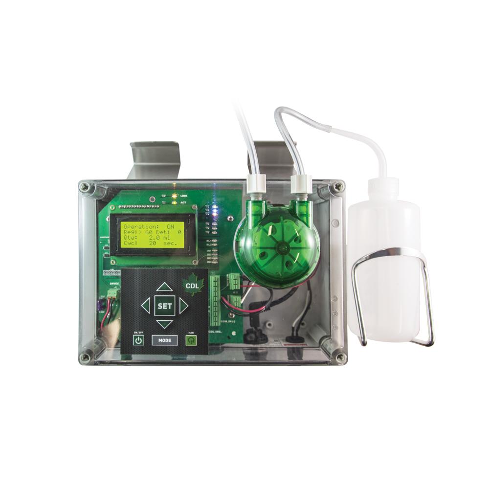 Doseur automatique d'anti-mousse liquide