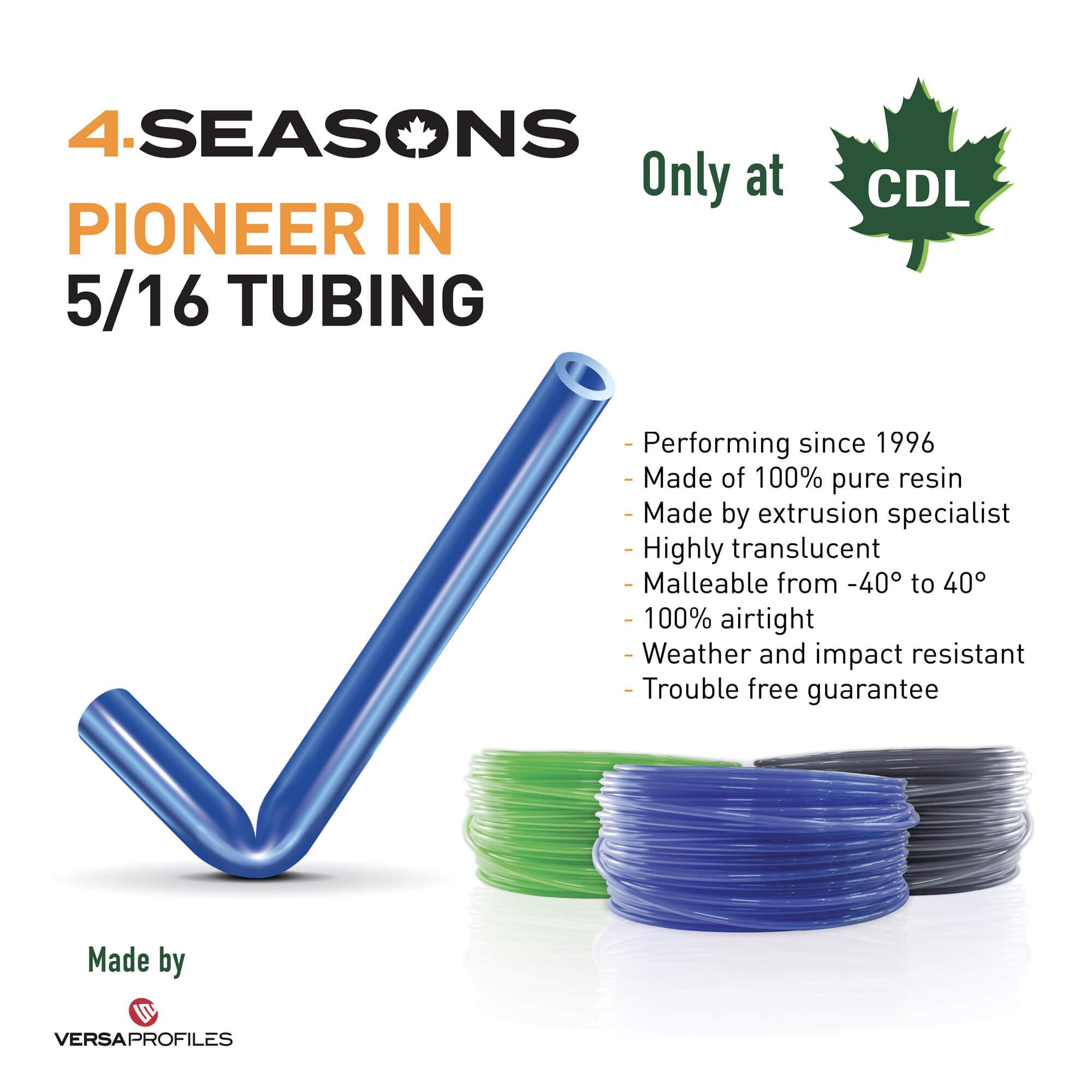 4-Seasons tubing