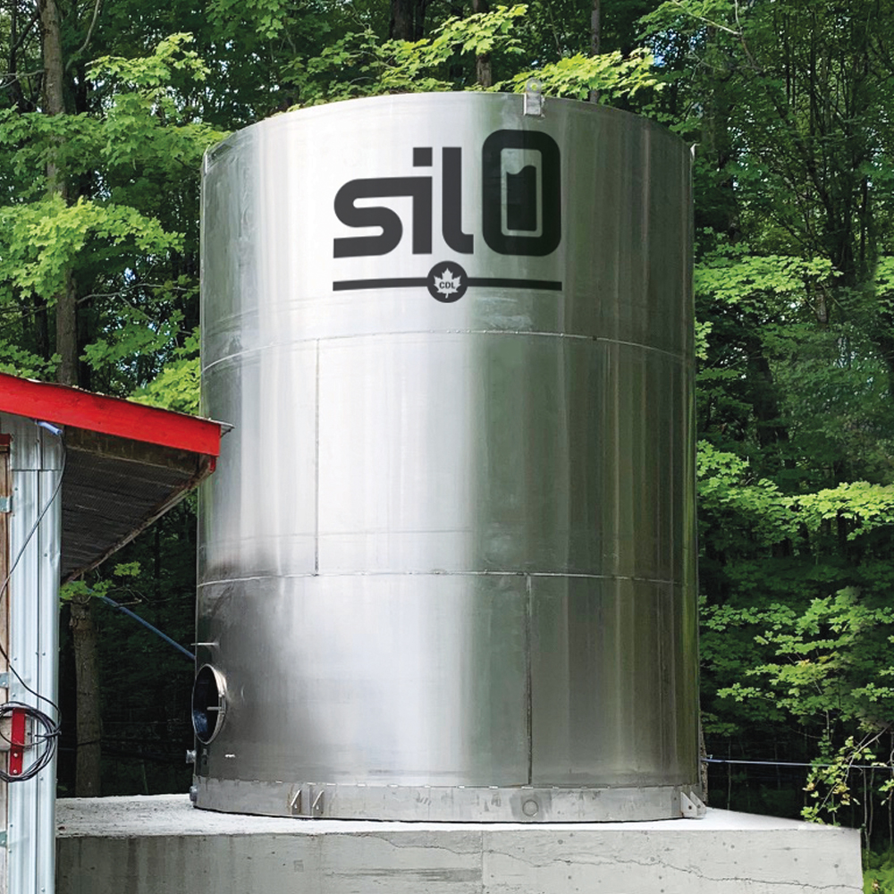 Vertical silo - CDL