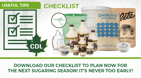 Checklist from CDL