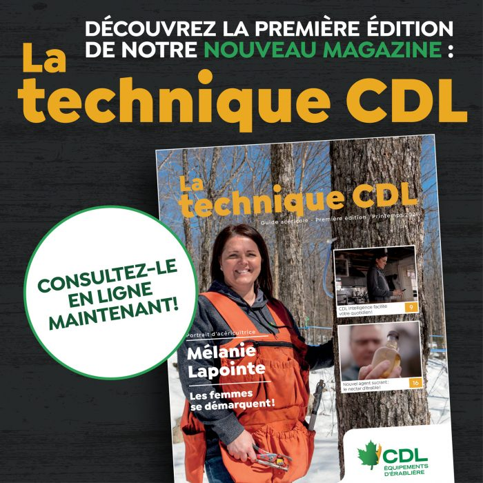 Cover Magazine CDL - Première édition